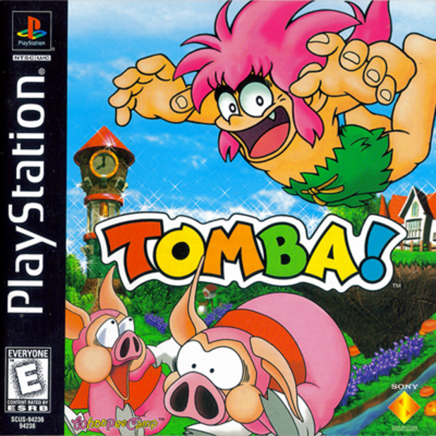 Tomba - box art