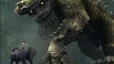 ICO and Shadow of the Colossus Collection Screenshot - Shadow of the Colossus - 1