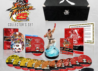 Street Fighter 25th Anniversary Collector's Set Image