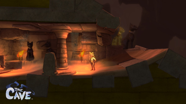 The Cave Screenshot - 1104931