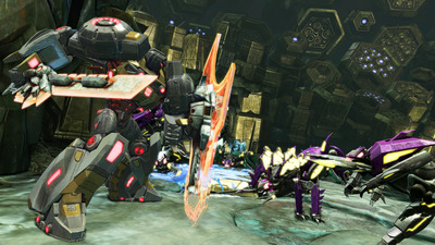 Transformers: Fall of Cybertron Screenshot - 1104947