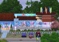 The Sims 3 Katy Perry's Sweet Treats Image
