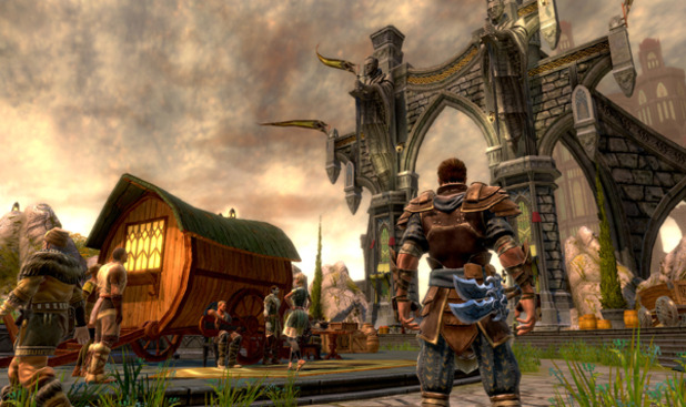 Kingdoms of Amalur: Reckoning Screenshot - Kingdoms of Amalur