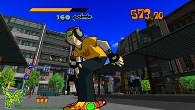 Jet Set Radio Screenshot - 1105069