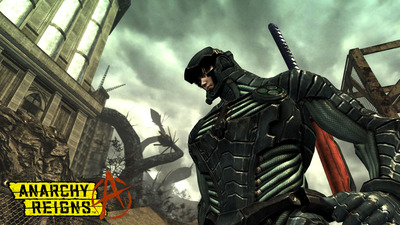 Anarchy Reigns Screenshot - Anarchy Reigns - 1