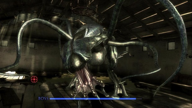Resident Evil Chronicles HD Collection Screenshot - RE: Chronicles HD - 2