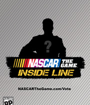 NASCAR® The Game: Inside Line Boxart