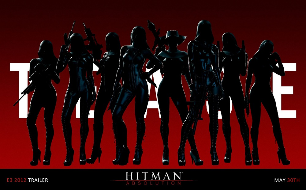 Hitman Absolution e3 teaser Hitman: Absolution teaser released ahead of E3 trailer