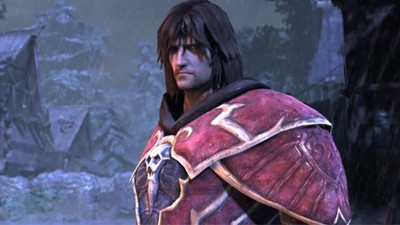 Castlevania: Lords of Shadow Screenshot - Castlevania: LOS original