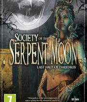 Last Half of Darkness: Society of the Serpent Moon Boxart