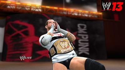WWE '12 Screenshot - 1105539