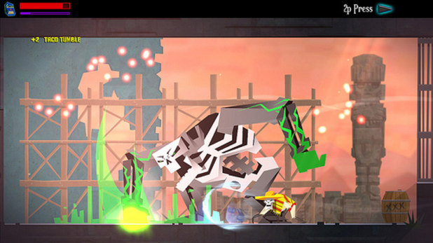 Guacamelee - 2