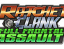 R&amp;C: Full Frontal Assault - logo