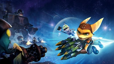 Ratchet & Clank Collection Screenshot - R&C: Full Frontal Assault - 2