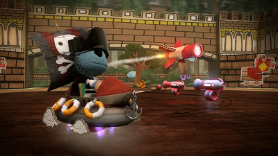 LittleBigPlanet Karting Screenshot - 1105704