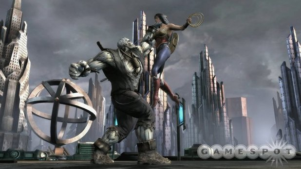 Screenshot - Injustice: Gods Among Us - GameSpot - 2