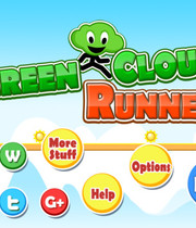 Green Cloud Runner Boxart