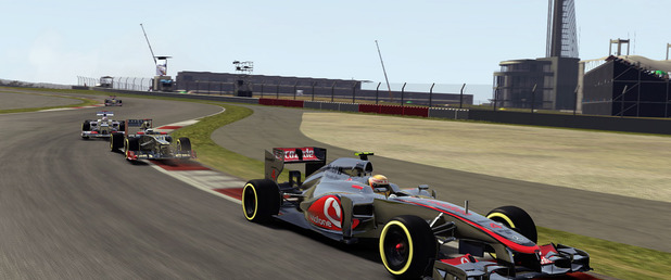 F1 2012 - Feature