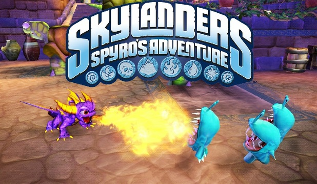 Skylanders: Spyro's Adventure Screenshot - 1105888