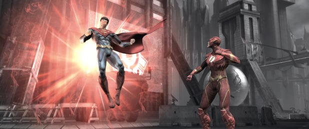 Injustice: Gods Among Us - Feature