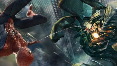 The Amazing Spider-Man: The Game Screenshot - the amazing spider man feature image