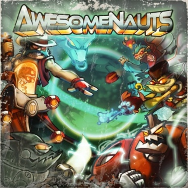 Awesomenauts Screenshot - Awesomenauts - Bandcamp