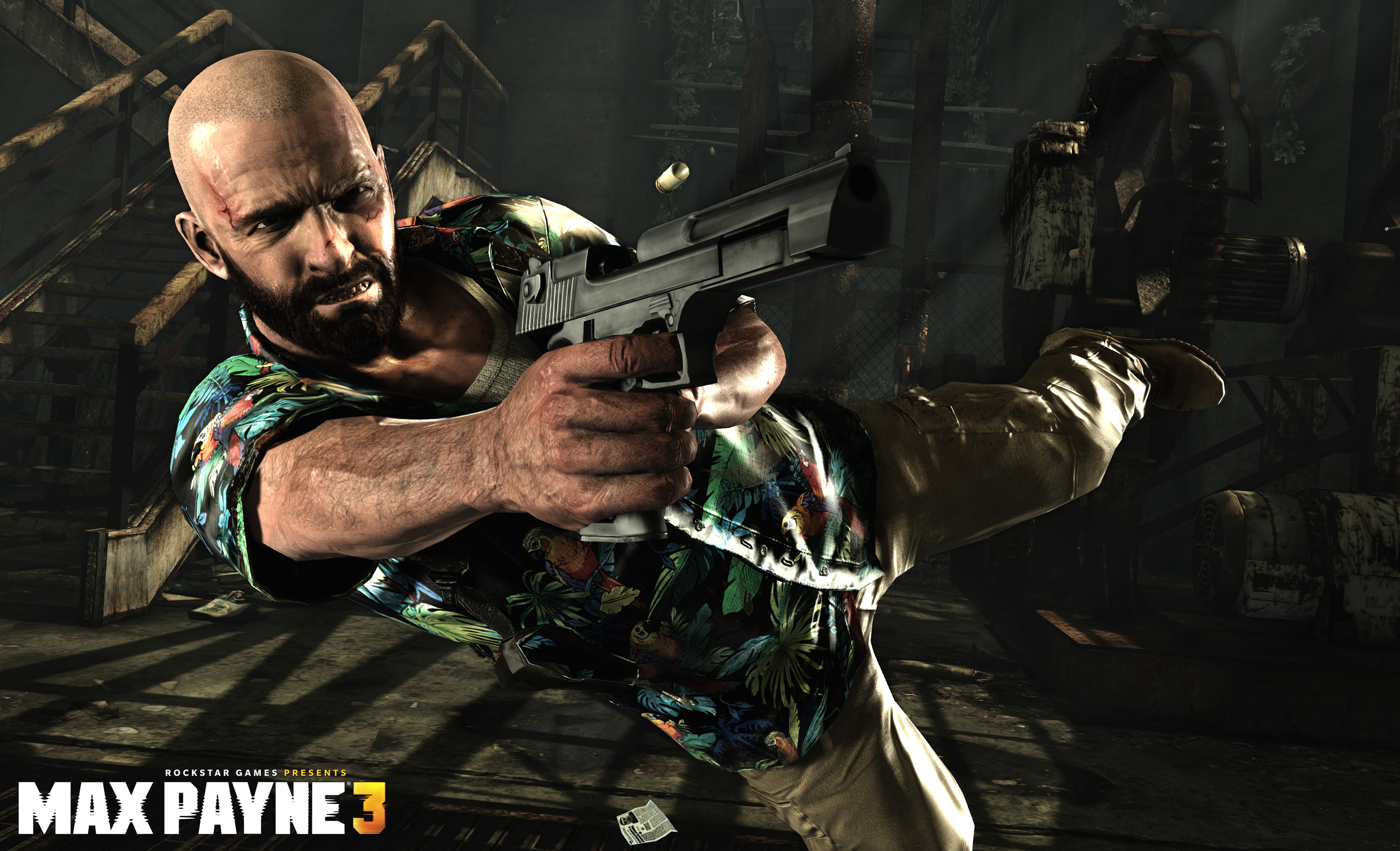 maxpayne3 PC Max Payne 3 available for PC today