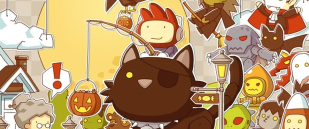 Scribblenauts Remix - Feature