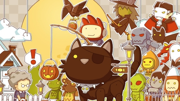 Scribblenauts Remix Screenshot - 1106055