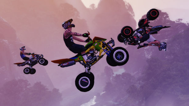 Mad Riders Screenshot - 1106062