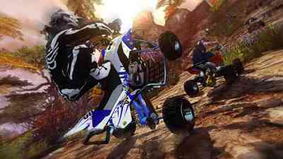 Mad Riders Screenshot - 1106074