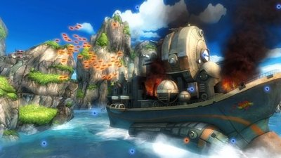 Sine Mora Screenshot - Sine Mora - 1