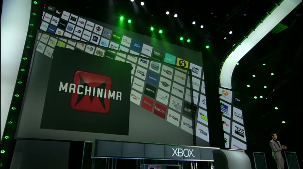 microsoft e3 machinima