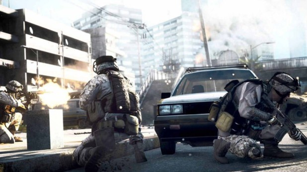 Battlefield 3 Screenshot - 1106264