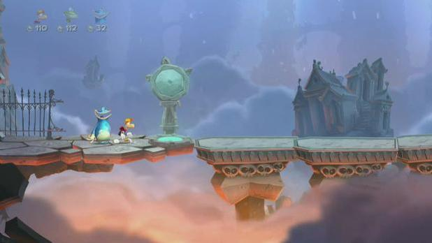 Rayman Origins Screenshot - 1106274