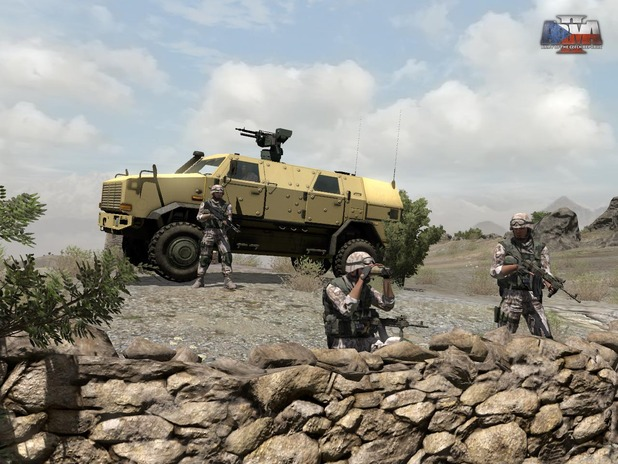 Arma 2: Army of the Czech Republic Image