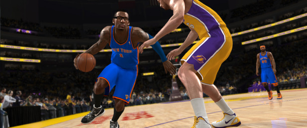 NBA LIVE 13 - Feature
