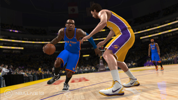 NBA LIVE 13 Screenshot - 1106415
