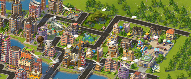 SimCity Social - Feature