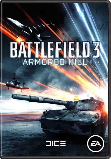 Battlefield 3: Armored Kill Image