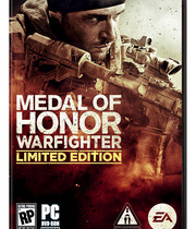 Medal of Honor Warfighter Boxart