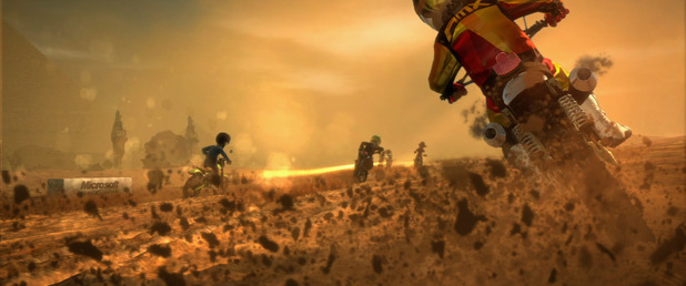 Avatar Motocross Madness - Feature