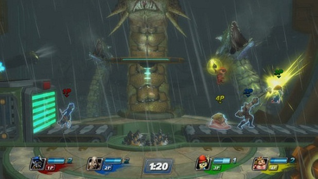 PlayStation All-Stars Battle Royale Screenshot - 1106594