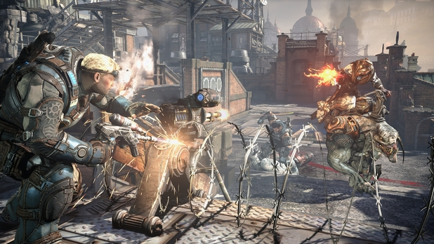 Gears of War: Judgment Screenshot - 1106644
