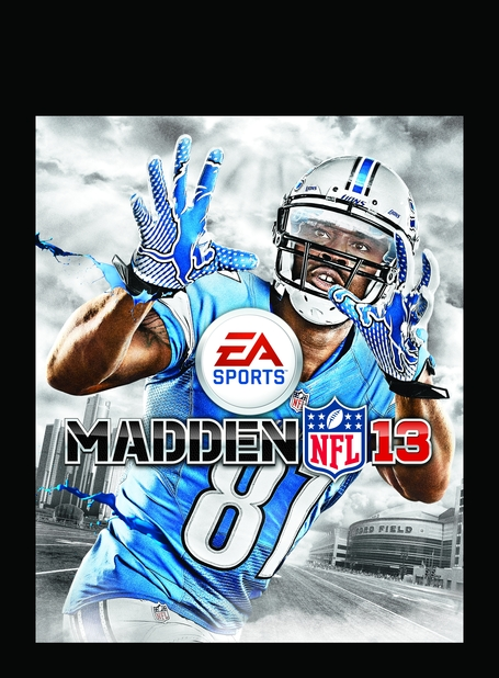 MADDEN NFL 13 Artwork - 1106691