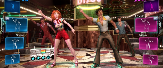 Dance Central 3 - Feature