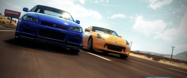 Forza Horizon - Feature