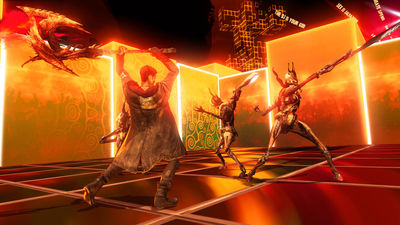 DmC Devil May Cry Screenshot - DmC - 1