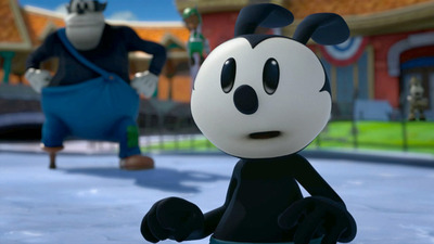 Disney Epic Mickey 2: The Power of Two Screenshot - Epic Mickey 2