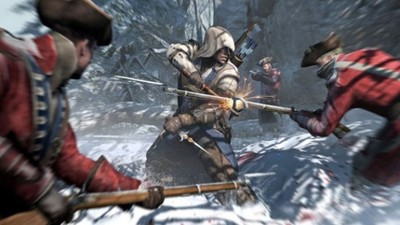Assassin's Creed III Screenshot - ACIII